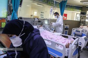 عکس/ پرستاران در برزخ مرگ و زندگی