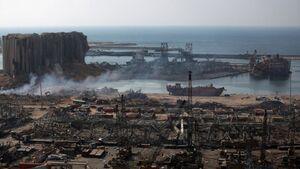 چه کسانی از انفجار و ویرانی بیروت سود میبرند؟ / جزئیات پروژه جدید برای تکرار سناریوی سال ۲۰۰۵ و تسخیر دوباره لبنان + نقشه میدانی و عکس