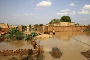فیلم/ سیل مرگبار در سودان