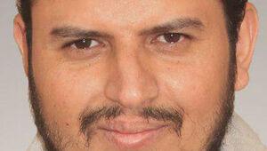 عکسی کمتر دیده شده از رهبر مجاهدانِ شیعه «یمن»