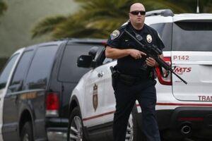 فیلم/ دستگیری به سبک پلیس خشن آمریکا !