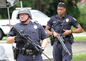 پلیس آمریکا نمایه