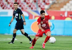 بازیکن پرسپولیس پیشنهاد تیم پرتغالی را رد کرد
