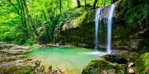 عکس/ سفر در طبیعت هفت آبشار سوادکوه