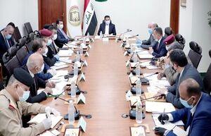 شورای امنیت ملی عراق اخراج نظامیان بیگانه را بررسی کرد