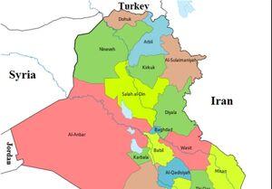 حمله پهپادی به نشست مقامات گارد مرزی عراق و پکک