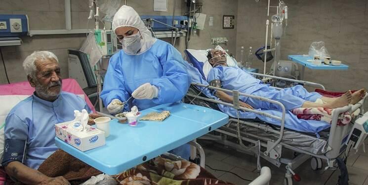 آخرین وضعیت بیمارستانهای کرونایی استان تهران