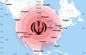 گزارش نشریه آمریکایی از تقلای ترامپ برای تمدید تحریم تسلیحاتی تهران/ آیا خاک آمریکا در تیررس بمبهای ایران است؟ +عکس و فیلم
