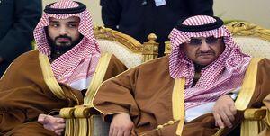 گزارش الجزیره | جنگ نفوذ بن سلمان و بن نایف در آمریکا ادامه دارد