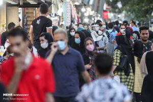 عکس/ تهران در روزهای کرونایی