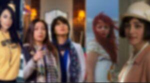 پشتپرده مهاجرت و کشف حجاب هنرپیشه های زن