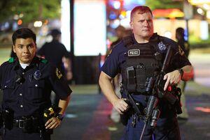 فیلم/ کشته شدن دو پلیس، بعد از ۷ دقیقه کلنجار!