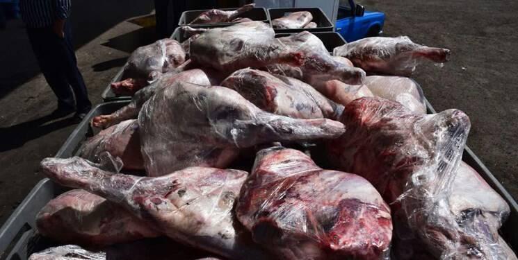 کشف ۲ تن گوشت فاسد در پایتخت