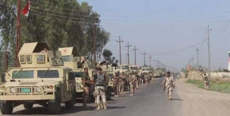 عراق، تسلیحات سنگین به مرز با ترکیه ارسال کرد