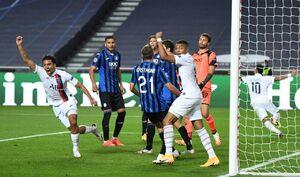 صعود دراماتیک پاریسنژرمن به نیمه نهایی لیگ قهرمانان