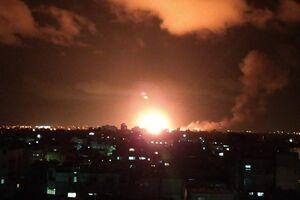 حمله توپخانهای رژیم صهیونیستی به نوار غزه