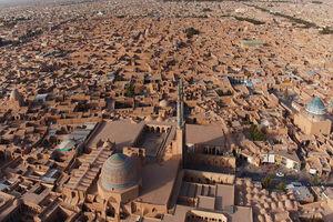 تصاویر زیبا از بافت تاریخی یزد