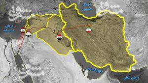 انفجار بیروت چه تاثیری بر مسیر راهبردی «تهران - مدیترانه» خواهد گذاشت؟ + نقشه میدانی و عکس