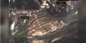 اندیشکده آمریکایی: سایت رآکتور اتمی کره شمالی در سیلاب آسیب دیده است