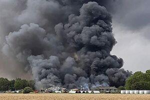 انفجار انگلیس