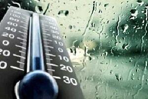 هشدار هواشناسی نسبت به بارندگی و کاهش دما