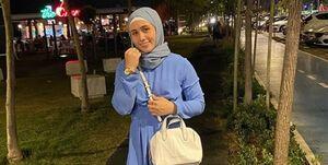 خداحافظی وزنهبردار زن اروپا بعد از مسلمان شدن، از ورزش حرفه ای+عکس