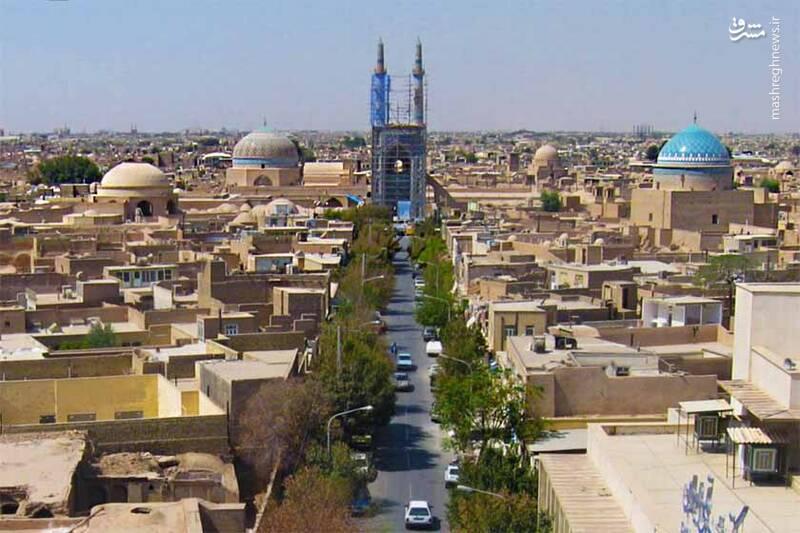 2881124 - تصاویر زیبا از بافت تاریخی یزد