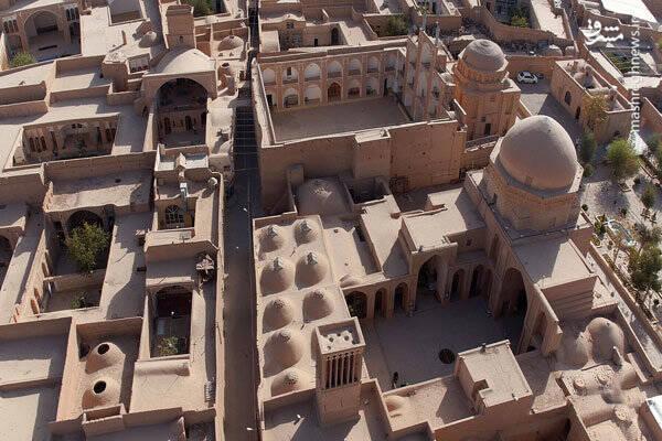 2881125 - تصاویر زیبا از بافت تاریخی یزد