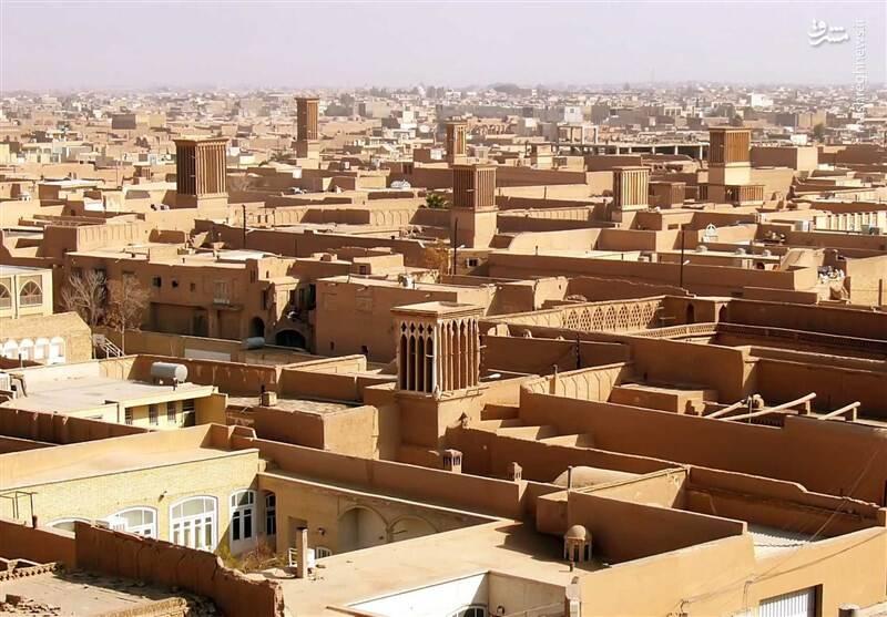 2881126 - تصاویر زیبا از بافت تاریخی یزد