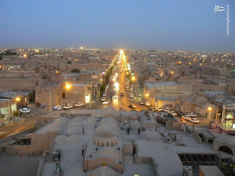 2881128 - تصاویر زیبا از بافت تاریخی یزد
