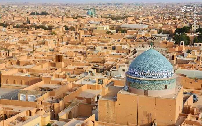 2881129 - تصاویر زیبا از بافت تاریخی یزد