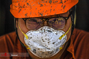 عکس/ کارگران نفتی چین