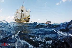 عکس/ بازسازی کشتی خاطرات