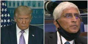از اینهمه دروغ پشیمان نیستید؟سوال خبرنگار کاخ سفید ترامپ را متحیر کرد!+فیلم
