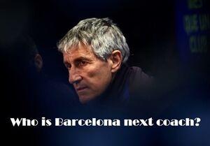 بارسلونا به دنبال سرمربی جدید