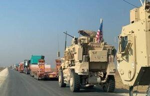 وقوع انفجار بر سر راه کاروان لجستیکی ارتش آمریکا در عراق