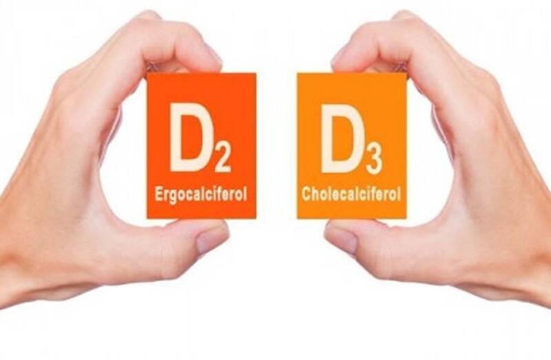فرق ویتامین D۲ و D۳ در چیست؟