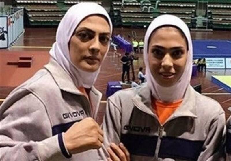 بیانیه فدراسیون ووشو درباره محرومیت خواهران متخلف منصوریان