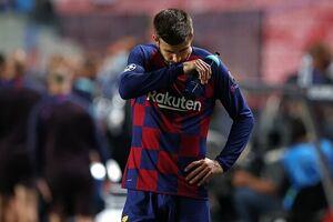 پیکه: بارسلونا باید از همه لحاظ تغییر کند