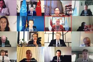 فیلم/ شکست تاریخی آمریکا در شورای امنیت سازمان ملل
