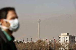 ورود سالانه ۵۷۹ هزار تُن آلودگی هوا به ریه تهرانیها