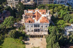 عکس/ کاخ موزه معروف بیروت پس از انفجار