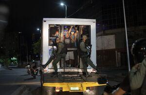 دستگیری برگزار کنندگان مهمانی در ایام کرونا