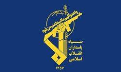 حمله مسلحانه جیش الظلم به خودروی سپاه در سراوان