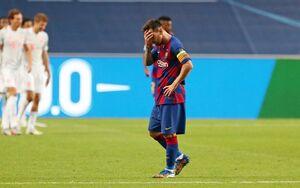 فروپاشی بارسلونا از نگاه آمار