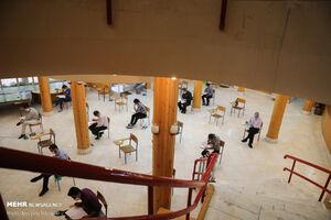 پروتکل بهداشتی ویژه کنکور ۹۹ اعلام شد/ افزایش فاصله صندلی ها