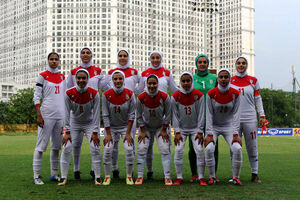 تیم ملی فوتبال زنان ایران چندم جهان است؟
