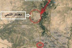 اصابت موشک به پایگاه التاجی در شمال بغداد