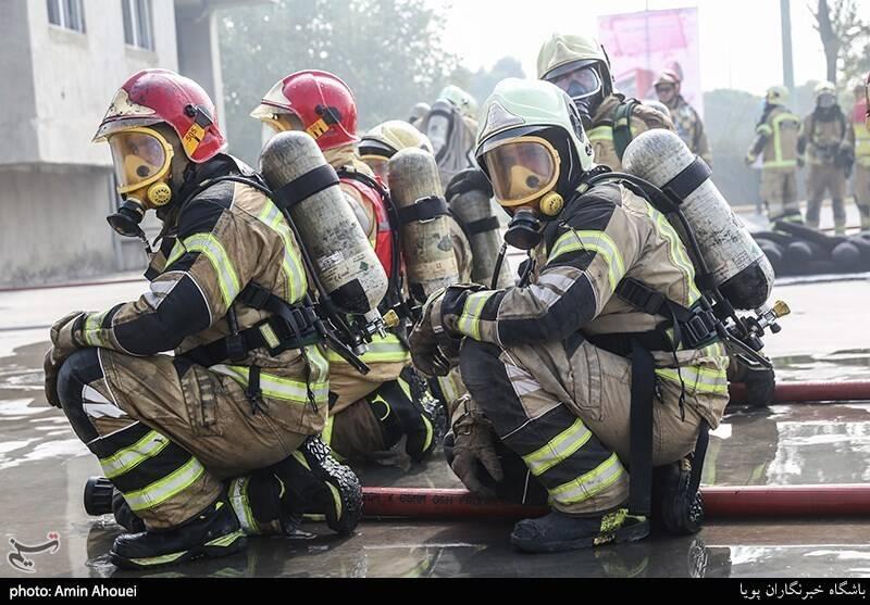 آتشنشانی , سازمان آتشنشانی تهران , آتشسوزی , حوادث , آتش سوزی جنگل ها و مراتع , شهرداری تهران , شورای شهر تهران ,
