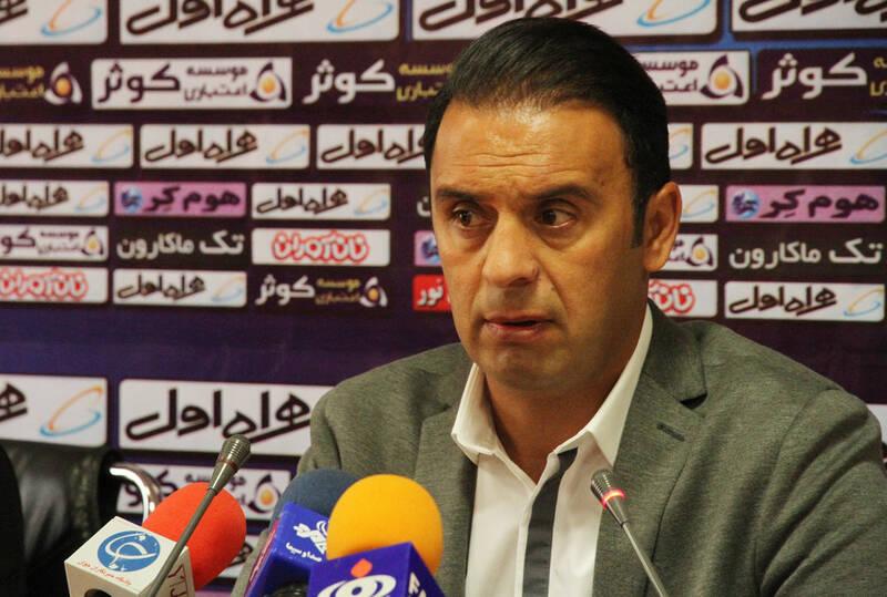 واکنش پاشازاده به قطعی شدن سقوط شاهین